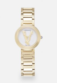 Versace Watches - VIRTUS MINI DUO - Watch - gold-colured/white - 4