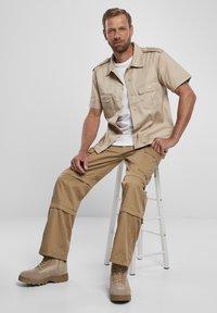 Brandit - SAVANNAH - Cargo trousers - camel - 1