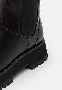 3.1 Phillip Lim - KATE LUG SOLE COMBAT BOOT - Platform boots - black - 5