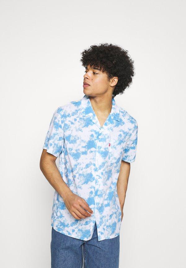 Levi's® CLASSIC CAMPER UNISEX - Koszula - blues/niebieski Odzież Męska AOWT