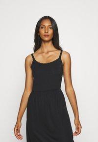 Marks & Spencer London - 2 PACK - Maglietta intima - black - 1