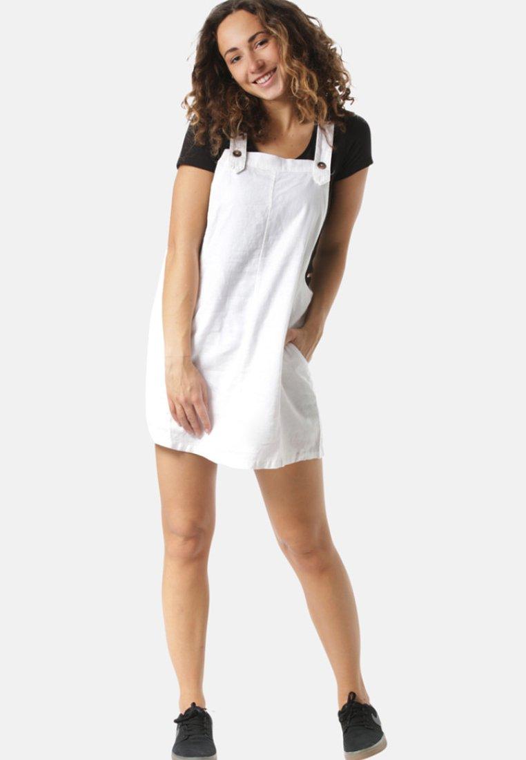 Rusty - Korte jurk - white