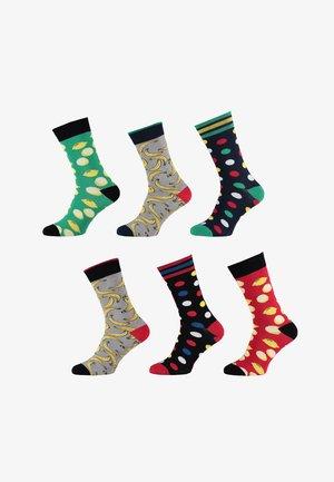 6-PACK - Sokken - multi color