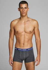 Jack & Jones - 5 PACK - Boxershort - dark grey melange - 2