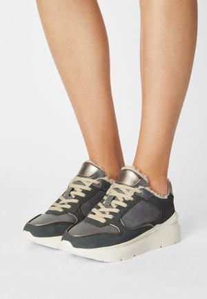 COMFORT LEATHER - Sneakers basse - blue