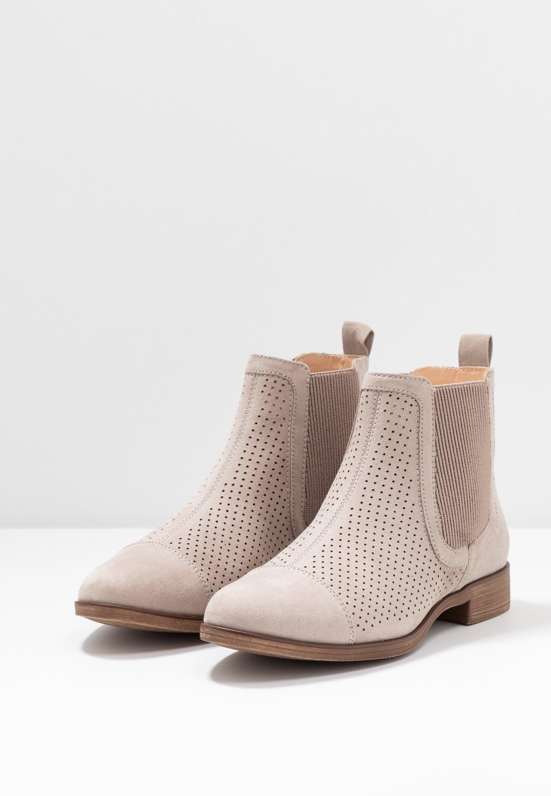 Anna Field Nilkkurit - light grey - Naisten kengät NKN4p