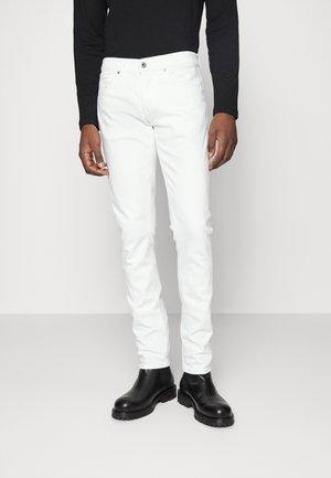 PANTALONE GEORGE - Slim fit jeans - white