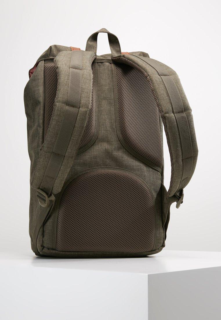 Herschel LITTLE AMERICA  - Tagesrucksack - canteen crosshatch/tan/mehrfarbig - Herrentaschen q6Waw
