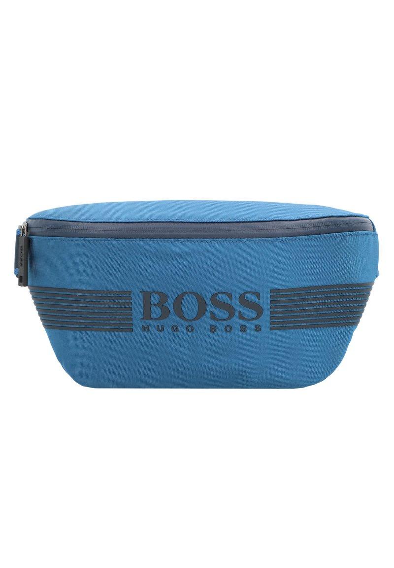 BOSS - PIXEL GÜRTELTASCHE 29 CM - Bum bag - bright blue