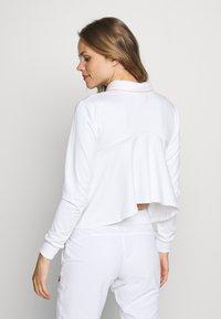 Ellesse - BLAZE - Training jacket - white - 2