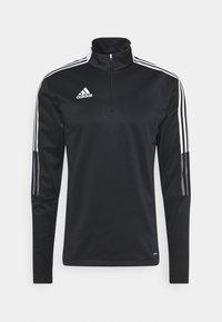 adidas Performance - Långärmad tröja - black - 0