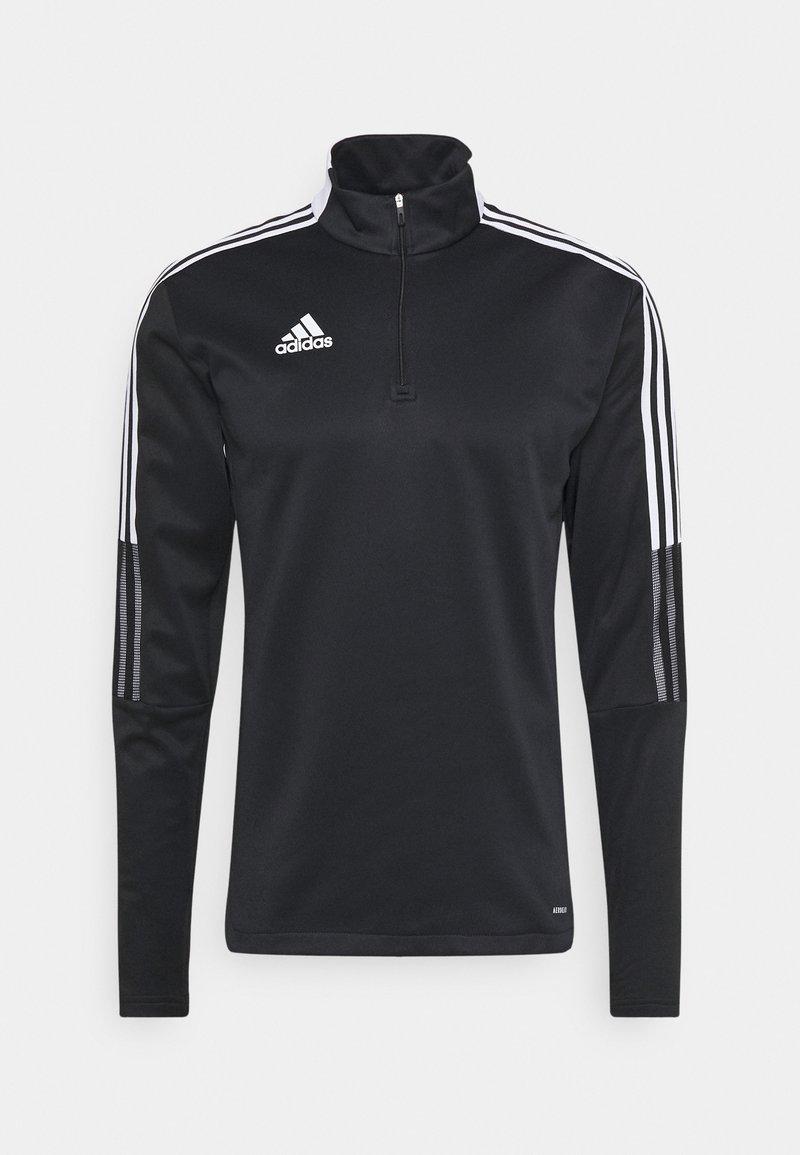 adidas Performance - Långärmad tröja - black