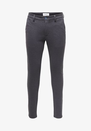 MARK - Trousers - insignia blue
