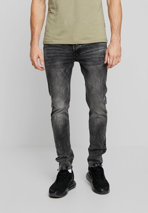 MORTY - Jeans Skinny Fit - mid grey