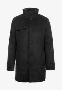 TOM TAILOR - 2 IN 1 - Classic coat - black/grey - 4