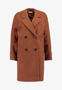 HANNE COAT - Classic coat - auburn