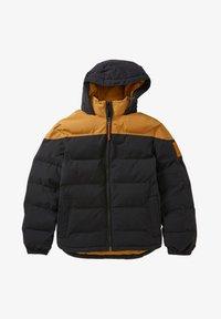 Timberland - WELCH MOUNTAIN WARMER PUFFER JACKET - Gewatteerde jas - wheat boot-black - 0