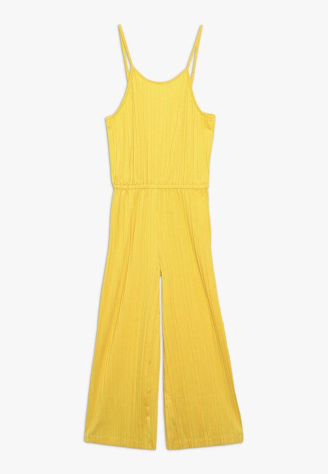 LAURA  - Overall / Jumpsuit - yellow