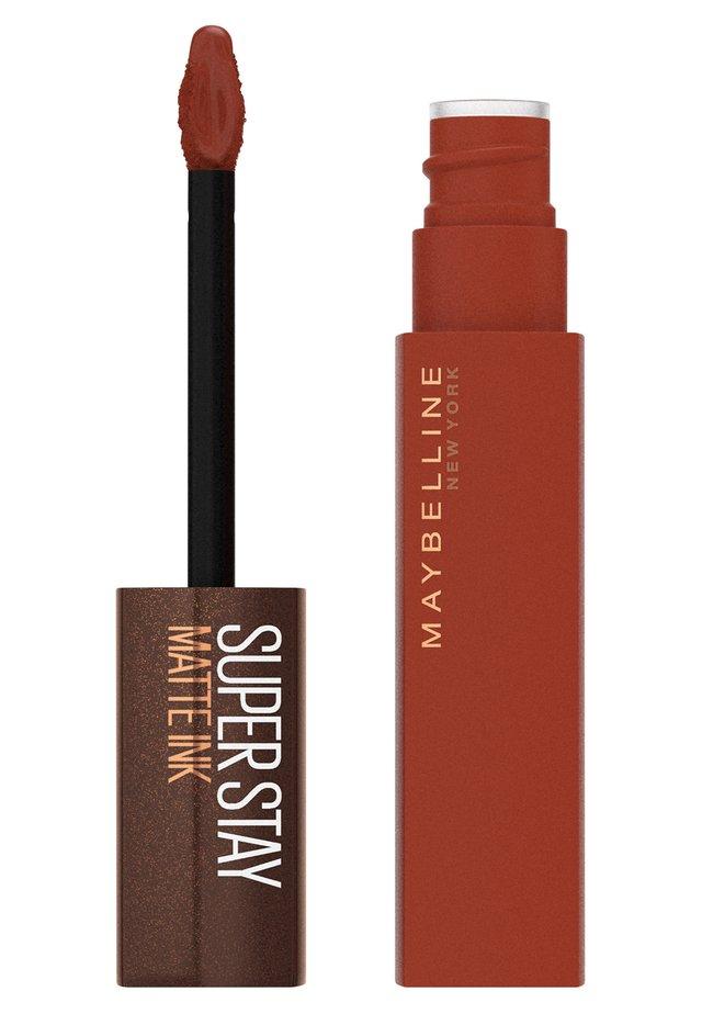 SUPER STAY MATTE INK - Vloeibare lippenstift - 270 cocoa connoisseur