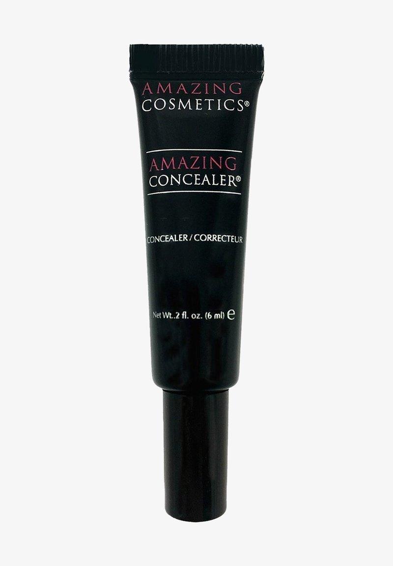 Amazing Cosmetics - MAGIC ERASER - Concealer - dark caramel