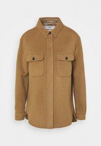 CLOSED - KALLY - Short coat - dark tan - 0