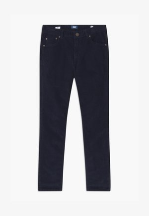 JJIGLENN JJORG - Trousers - navy blazer