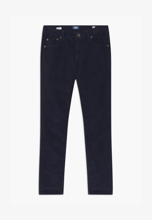 JJIGLENN JJORG - Broek - navy blazer