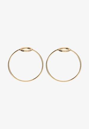 Earrings - goldfarben
