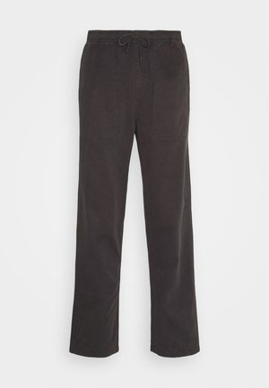 CANKTON - Trousers - black