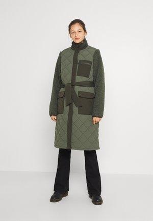 ENANTOINE JACKET  - Classic coat - thyme
