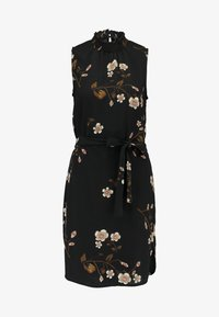 Vero Moda - VMCALLIE SMOCK DRESS - Day dress - black - 5