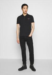 Napapijri - ELLI - Polo shirt - black - 1