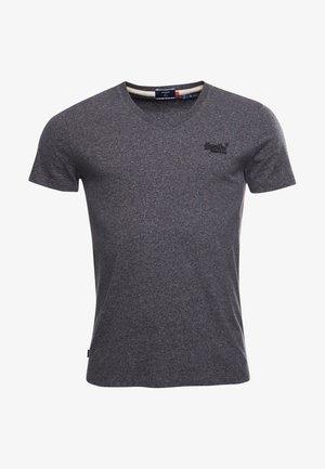 Basic T-shirt - black grit