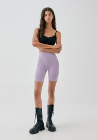 PULL&BEAR - Shorts - purple - 5