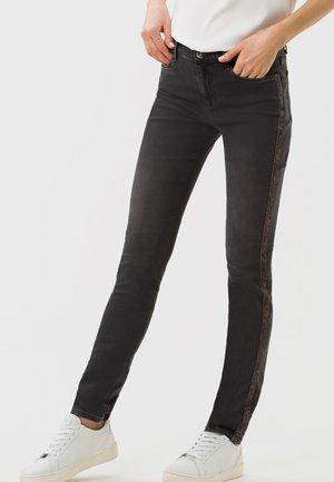 STYLE SHAKIRA - Slim fit jeans - dark grey
