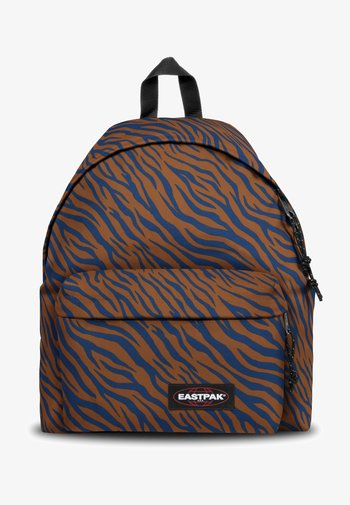 PADDED PAK'R - Rucksack - safari zebra
