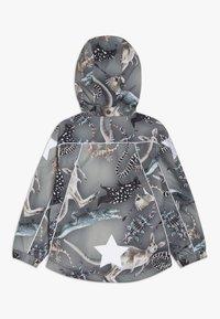 Molo - HOPLA - Waterproof jacket - grey - 1