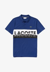 Lacoste Sport - YH4894 - Polo shirt - navy blue/black/white - 4