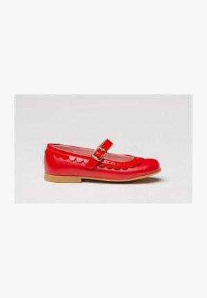 SUPERFLEX - Zapatos de bebé - rojo
