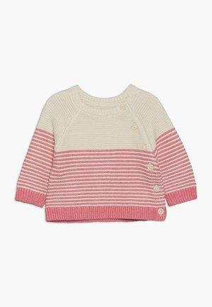 GARTER CREW BABY - Pullover - pink