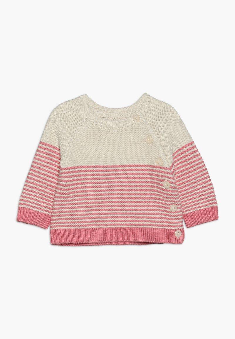 GAP - GARTER CREW BABY - Svetr - pink