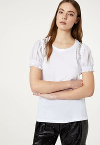 LIU JO - Camiseta estampada - white - 0