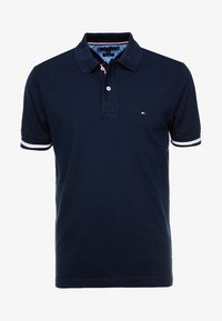 Tommy Hilfiger - CONTRAST TIPPED REGULAR - Polo shirt - blue - 4