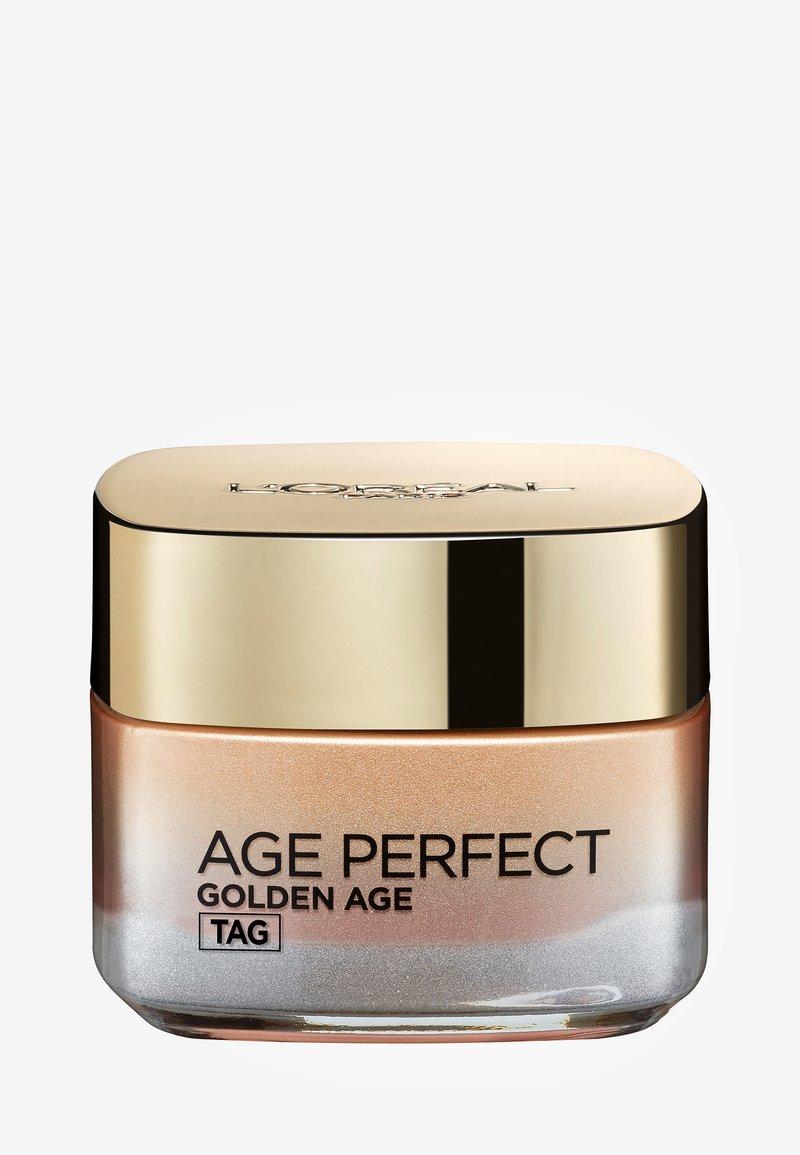 L'Oréal Paris Skin - AGE PERFECT GOLDEN AGE DAY CREAM 50ML - Face cream - -