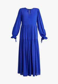 Selected Femme Petite - SLFWILLOW DRESS - Maxiklänning - clematis blue - 5