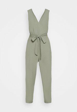 SANDRA - Tuta jumpsuit - green