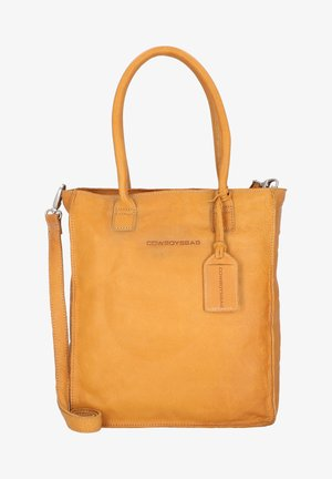 WOODRIDGE - Handbag - amber