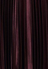 Ted Baker - GLAYCIE - A-line skirt - dark red - 2