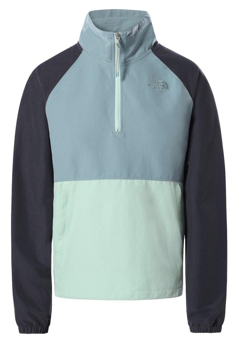 The North Face - W CLASS - Fleece jumper - tourmlnblu mstyjd vndsgry