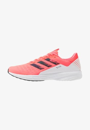 Zapatillas de running neutras - signal pink/core black/footwear white